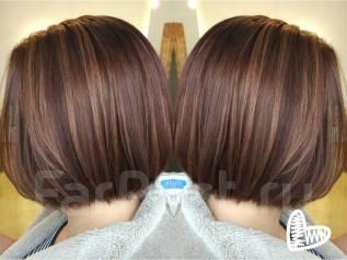 Окрашивание волос любой сложности+уход Бесплатно