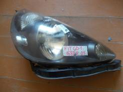 Фара. Honda Fit, GD1, GD2, GD3, GD4