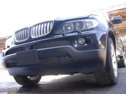 Бампер. BMW X5, E53 Двигатели: M54B30, M57D30TU, N62B44
