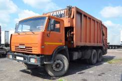 Камаз 53229. Грузовик мусоровоз Камаз БМ-53229 Год выпуска 1996, 10 850 куб. см.