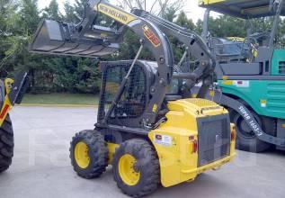 New Holland L. Минипогрузчик New-Holland L 218, 2 200 куб. см., 820 кг.