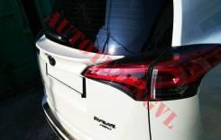 Спойлер на заднее стекло. Toyota RAV4, ZSA44, ZSA42, ASA44, ALA49 Двигатели: 3ZRFE, 2ARFE, 2ADFTV