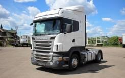 Scania R. Scania r420, 12 997 куб. см., 3 500 кг.