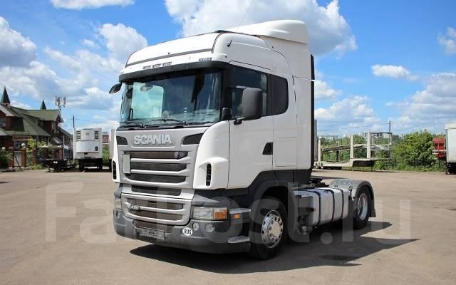 Scania R. Scania r420, 12 997куб. см., 3 500кг.