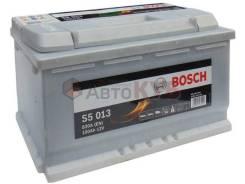 Bosch. 100 А.ч., левое крепление, производство Европа. Под заказ