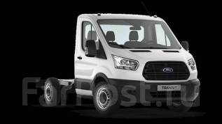 Ford Transit. Chassis C/CAB 350E, 1 756кг., 4x2