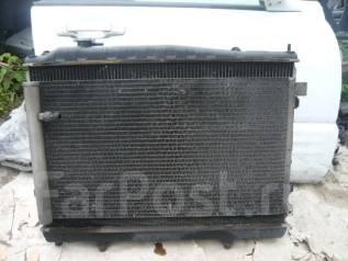 Радиатор охлаждения двигателя. Nissan Cedric, HY34 Двигатель VQ30DET