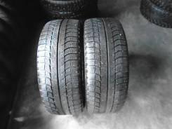 Michelin X-Ice. Зимние, без шипов, 2011 год, износ: 10%, 2 шт