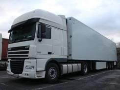 DAF. Продается сцепка XF 105 460л 2012 г. в., 11 000 куб. см., 20 000 кг.