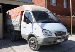ГАЗ 3302. Газель 3302 дизельная, 2 000 куб. см., 1 500 кг.