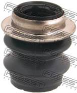 Пыльник втулки направляющей суппорта тормозного переднего Febest арт.0173-GRX120F
