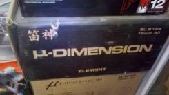Сабвуферный динамик dimension el12
