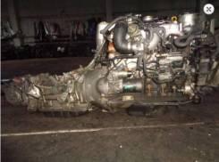 Двигатель в сборе. Nissan Caravan Двигатель TD27T