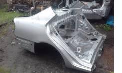 Задняя часть автомобиля. Toyota Camry, ACV30L, ACV35, ACV30, ACV31 Двигатели: 1AZFE, 1MZFE, 2AZFE, 3MZFE