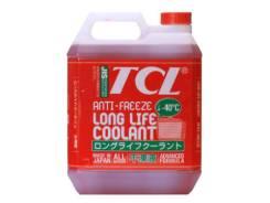 Антифриз tcl llc -40c красный, 4 л TCL арт.LLС01236