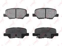Колодки тормозные дисковые | зад | LYNX BD5131