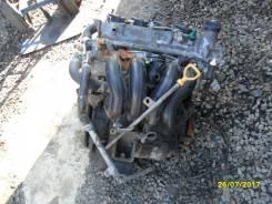 Двигатель в сборе. Daihatsu Terios, J102G Двигатель K3VE