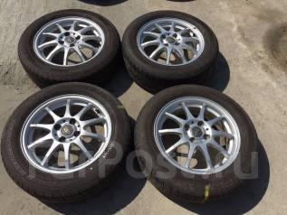 175/65 R15 Dunlop SP Sport Fastresponse литые диски 4х100 (L14-1503). 5.5x15 4x100.00 ET45