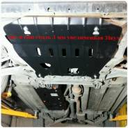 Защита двигателя. Renault Koleos, HY0 Nissan X-Trail, DNT31, NT31, T31, T31R, TNT31 Nissan Serena, C25, C26, CNC25, FC26, FNC26, FNPC26, FPC26, HC26...