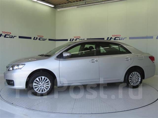 Toyota Allion. автомат, передний, 1.8, бензин, 34 000тыс. км, б/п. Под заказ