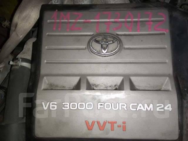 Двигатель в сборе. Toyota Alphard, MNH15W, MNH15 Двигатель 1MZFE