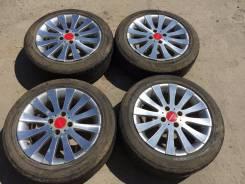 """175/60 R15 Bridgestone Playz литые диски 4х100 (L14-1517). 6.5x15"""" 4x100.00 ET42"""