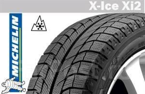 Michelin X-Ice. Зимние, без шипов, 2012 год, без износа, 4 шт