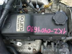 Двигатель в сборе. Toyota Hiace, KZH106G, KZH106W Двигатель 1KZTE