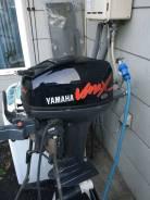 Yamaha. 15,00л.с., 2-тактный, бензиновый, нога S (381 мм), Год: 2000 год