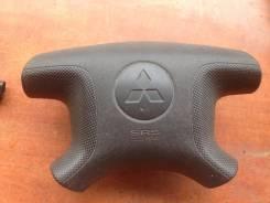 Подушка безопасности. Mitsubishi Pajero, V73W Двигатель 6G72