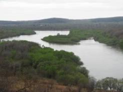 Заимка. 60 соток. Берег реки. ИЖС, таунхаус или коммерция. 6 000 кв.м., собственность, электричество, вода, от агентства недвижимости (посредник)