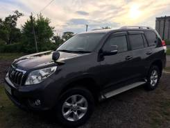Toyota Land Cruiser Prado. автомат, 4wd, 2.7 (163 л.с.), бензин, 93 тыс. км