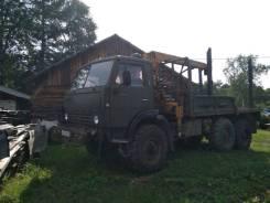 Камаз 4310. Продам с крановой установкой и прицепом, 11 000 куб. см., 8 000 кг.