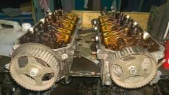 Головка блока цилиндров. Mitsubishi Pajero, V97W, V87W Двигатель 6G75