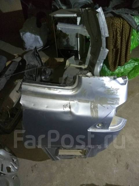Крыло. Mitsubishi Pajero Sport