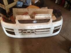 Бампер. Subaru Pleo, RA1