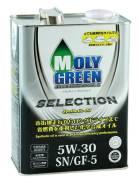 Moly Green. Вязкость 5W30, синтетическое