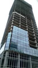 Офисы, аппартаменты в новом Деловом центре города — 758 кв. м. Улица Запорожская 77а, р-н Чуркин, 758кв.м. Дом снаружи