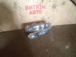 Повторитель поворота в бампер. Subaru Pleo, RA1