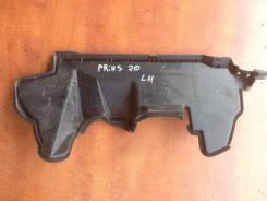 Дефлектор радиатора. Toyota Prius, NHW20 Двигатель 1NZFXE