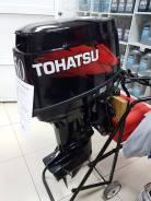 Tohatsu. 50,00л.с., 2-тактный, бензиновый, нога S (381 мм)