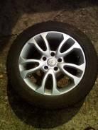 Продам колёса. 6.5x16 5x108.00 ET165 ЦО 63,3мм.
