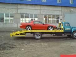 ГАЗ 53. Эвакуатор, 4 500 куб. см., 3 000 кг.