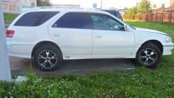 Toyota Mark II Wagon Qualis. автомат, 4wd, бензин