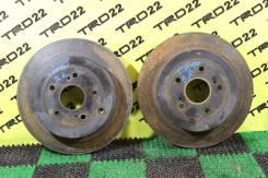 Диск тормозной. Suzuki Grand Vitara, JT Suzuki Escudo, TD94W, TDA4W, TA74W, TD54W, JT Двигатели: J24B, J20A, N32A, M16A, H27A