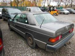 Поворот Mercedes 190 W201, правый