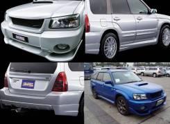 Губа. Subaru Forester, SG69, SG9L, SG6, SG5, SG9, SG. Под заказ