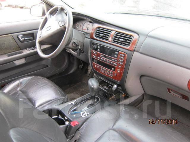 Накладка декоративная (на порог) Ford Taurus