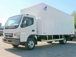 Mitsubishi Canter. Промтоварный фургон Mitsubishi FUSO Canter, 4 899 куб. см., 4 650 кг.