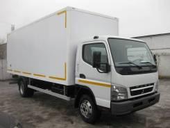 Mitsubishi Canter. Изотермический фургон Mitsubishi FUSO Canter, 4 899 куб. см., 4 350 кг. Под заказ